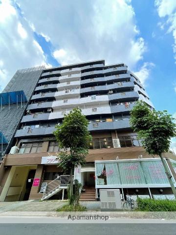 愛知県名古屋市中区、矢場町駅徒歩14分の築38年 9階建の賃貸マンション