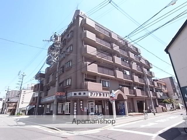 愛知県名古屋市中区、山王駅徒歩10分の築29年 8階建の賃貸マンション