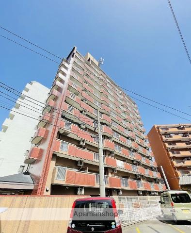 愛知県名古屋市中区、尾頭橋駅徒歩15分の築29年 12階建の賃貸マンション