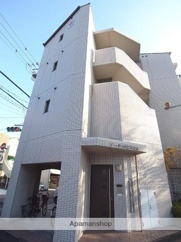 愛知県名古屋市熱田区、熱田駅徒歩8分の築11年 4階建の賃貸マンション