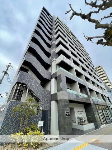 愛知県名古屋市中区、尾頭橋駅徒歩14分の築9年 12階建の賃貸マンション