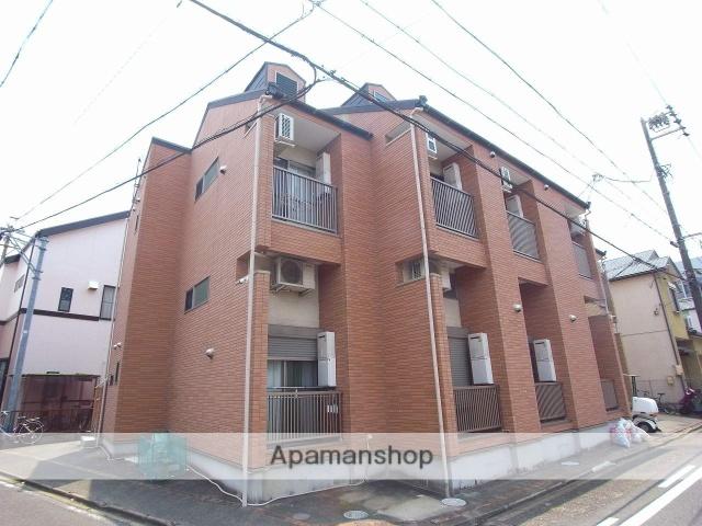 愛知県名古屋市中川区、尾頭橋駅徒歩9分の築10年 2階建の賃貸アパート
