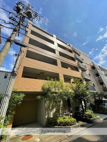 愛知県名古屋市熱田区、西高蔵駅徒歩12分の築20年 7階建の賃貸マンション