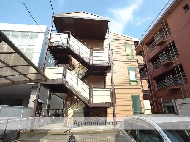 愛知県名古屋市中川区、荒子駅徒歩13分の築21年 3階建の賃貸マンション
