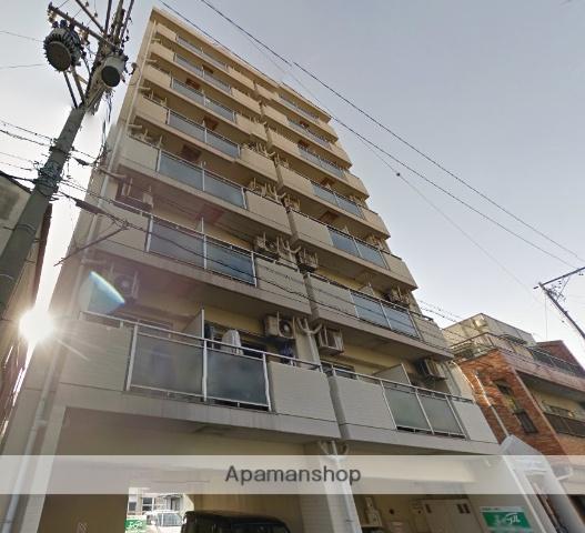 愛知県名古屋市中川区、金山駅徒歩18分の築29年 8階建の賃貸マンション