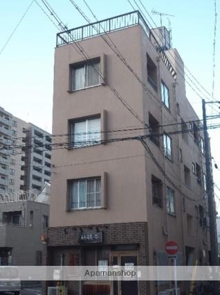 愛知県名古屋市中区、金山駅徒歩15分の築37年 4階建の賃貸マンション