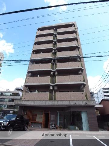 愛知県名古屋市瑞穂区、御器所駅徒歩17分の築11年 8階建の賃貸マンション