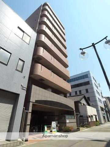 愛知県名古屋市昭和区、鶴舞駅徒歩18分の築11年 9階建の賃貸マンション
