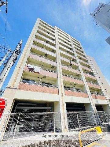 愛知県名古屋市中区、尾頭橋駅徒歩11分の築8年 11階建の賃貸マンション