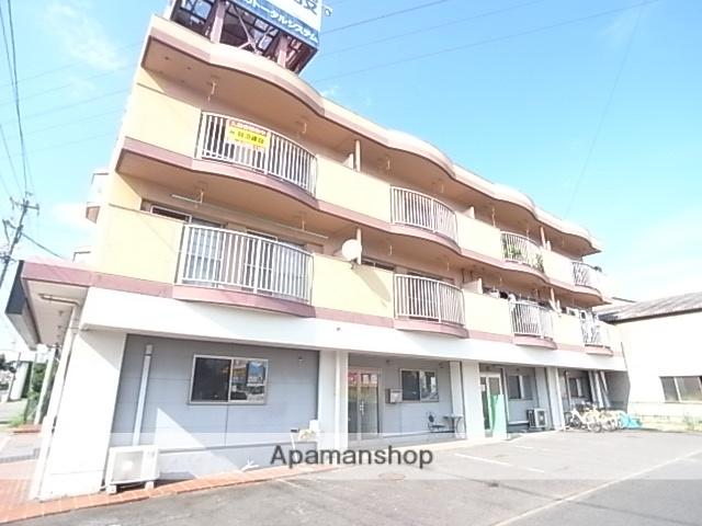 愛知県名古屋市中川区、荒子駅徒歩16分の築32年 4階建の賃貸マンション
