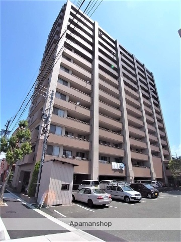 愛知県名古屋市中区、尾頭橋駅徒歩8分の築11年 14階建の賃貸マンション