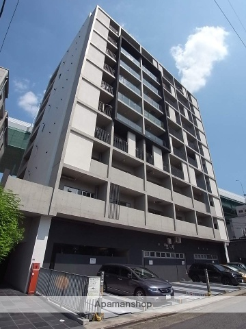 愛知県名古屋市熱田区、日比野駅徒歩15分の築8年 10階建の賃貸マンション