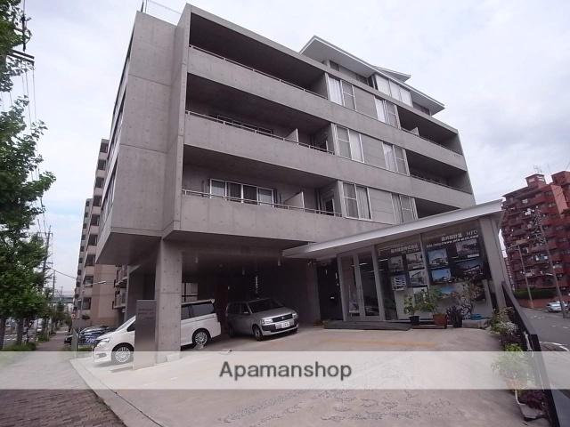 愛知県名古屋市中川区、尾頭橋駅徒歩12分の築14年 5階建の賃貸マンション