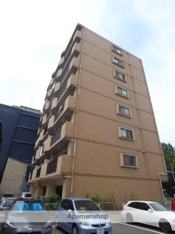 愛知県名古屋市熱田区、神宮西駅徒歩17分の築23年 8階建の賃貸マンション