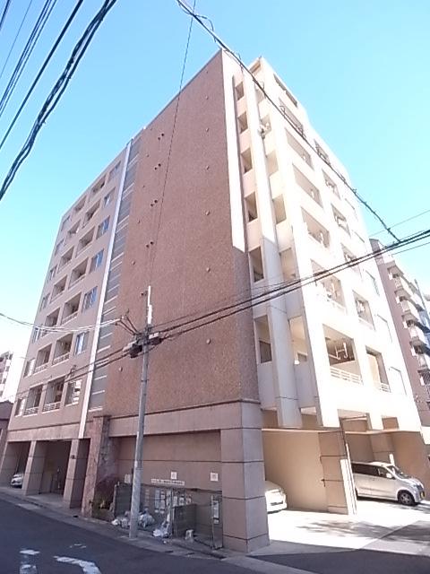 愛知県名古屋市中区、東別院駅徒歩6分の築11年 8階建の賃貸マンション