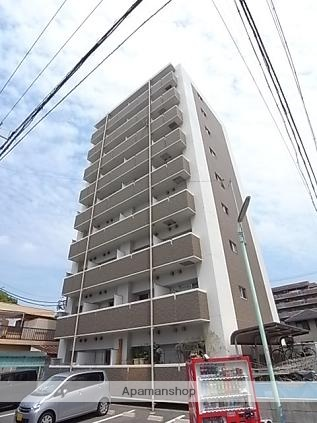 愛知県名古屋市熱田区、六番町駅徒歩7分の築7年 9階建の賃貸マンション