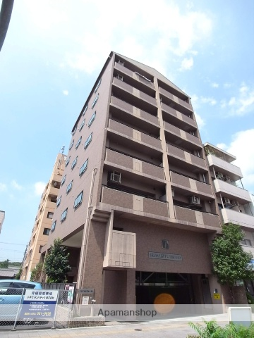 愛知県名古屋市熱田区、熱田駅徒歩7分の築20年 8階建の賃貸マンション