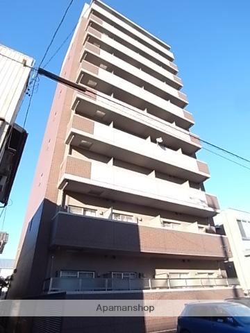 愛知県名古屋市中川区、荒子駅徒歩21分の築7年 10階建の賃貸マンション