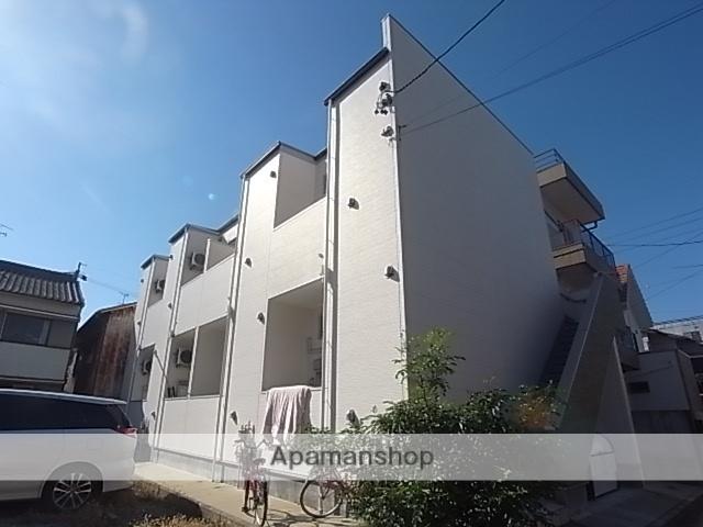 愛知県名古屋市熱田区、六番町駅徒歩19分の築2年 2階建の賃貸アパート
