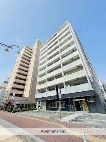 愛知県名古屋市中川区、金山駅徒歩15分の築2年 10階建の賃貸マンション