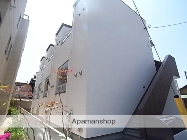 愛知県名古屋市中川区、尾頭橋駅徒歩17分の築2年 2階建の賃貸アパート