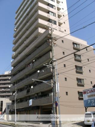 愛知県名古屋市熱田区、金山駅徒歩15分の築30年 14階建の賃貸マンション