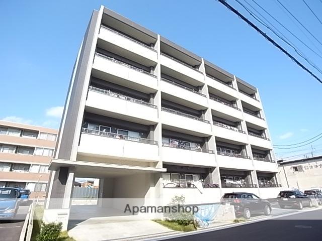 愛知県名古屋市中川区、日比野駅徒歩17分の築1年 5階建の賃貸マンション