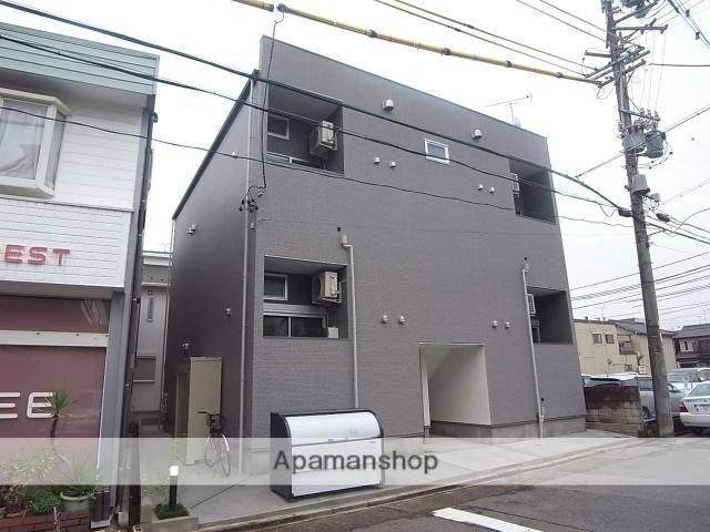 愛知県名古屋市瑞穂区、豊田本町駅徒歩8分の築2年 2階建の賃貸アパート
