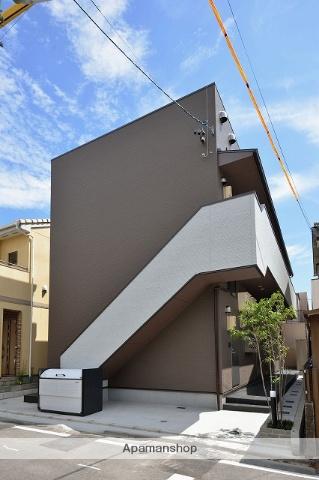愛知県名古屋市熱田区、六番町駅徒歩19分の築3年 2階建の賃貸アパート