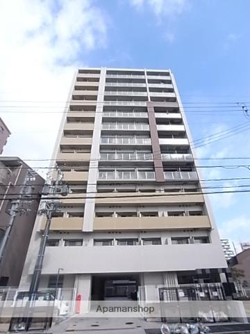 愛知県名古屋市中区、東別院駅徒歩5分の築8年 13階建の賃貸マンション