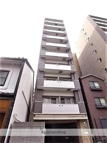 愛知県名古屋市中区、東別院駅徒歩13分の築1年 10階建の賃貸マンション