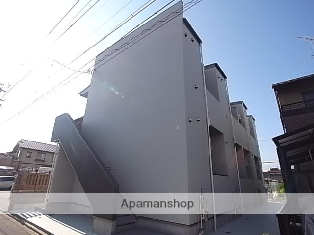 愛知県名古屋市熱田区、六番町駅徒歩19分の新築 2階建の賃貸アパート