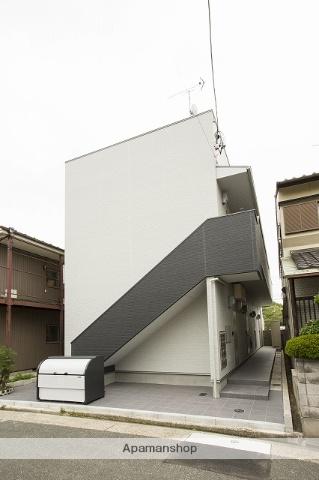 愛知県名古屋市中川区、南荒子駅徒歩10分の築1年 2階建の賃貸アパート
