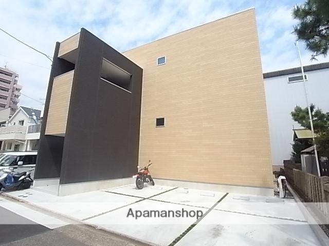 愛知県名古屋市熱田区、日比野駅徒歩13分の築1年 2階建の賃貸アパート