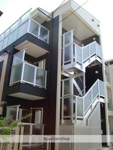 愛知県名古屋市瑞穂区、妙音通駅徒歩12分の築7年 3階建の賃貸アパート