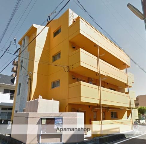愛知県名古屋市中川区、山王駅徒歩7分の築28年 4階建の賃貸マンション