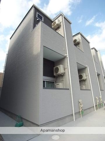 愛知県名古屋市中川区、尾頭橋駅徒歩13分の築1年 2階建の賃貸アパート