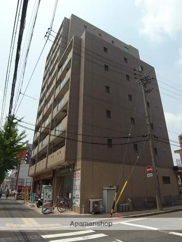 愛知県名古屋市中川区、荒子駅徒歩5分の築10年 10階建の賃貸マンション