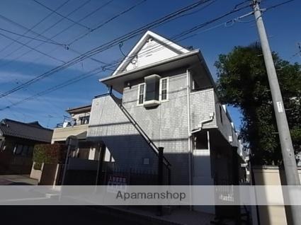 愛知県名古屋市熱田区、伝馬町駅徒歩20分の築26年 2階建の賃貸アパート