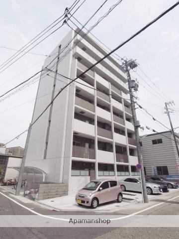 愛知県名古屋市中川区の新築 8階建の賃貸マンション