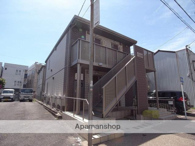 愛知県名古屋市熱田区、神宮前駅徒歩11分の築1年 2階建の賃貸アパート