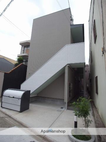 愛知県名古屋市昭和区、金山駅徒歩16分の新築 2階建の賃貸アパート
