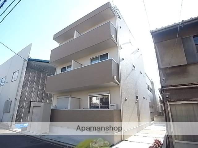 愛知県名古屋市中川区、六番町駅徒歩10分の新築 3階建の賃貸アパート