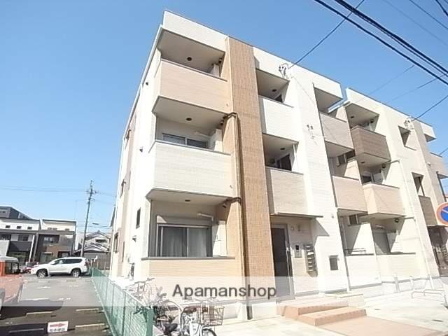 愛知県名古屋市熱田区、日比野駅徒歩19分の新築 3階建の賃貸アパート