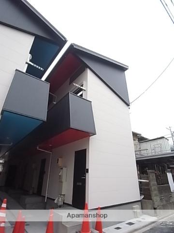 愛知県名古屋市熱田区、日比野駅徒歩18分の新築 2階建の賃貸アパート