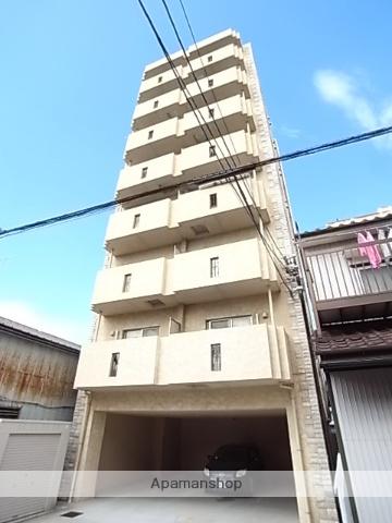 愛知県名古屋市熱田区、神宮前駅徒歩12分の築10年 8階建の賃貸マンション