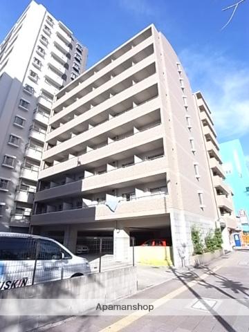 愛知県名古屋市熱田区、尾頭橋駅徒歩16分の築13年 8階建の賃貸マンション