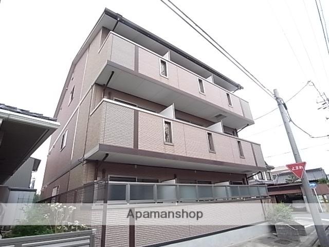 愛知県名古屋市中川区、荒子駅徒歩17分の築13年 3階建の賃貸マンション