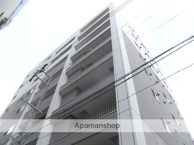 愛知県名古屋市昭和区、鶴舞駅徒歩11分の築7年 9階建の賃貸マンション
