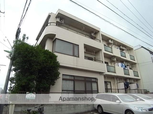 愛知県名古屋市瑞穂区、熱田駅徒歩19分の築28年 3階建の賃貸マンション